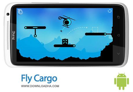 fly cargo android بازی فکری و زیبای Fly Cargo 2.1.2   اندروید