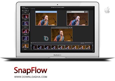 snapflow mac عکس برداری حرفهای از ویدیوها با SnapFlow 1.0.2   مک