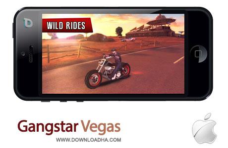 gangstar vegas دانلود بازی زیبا و محبوب Gasntar Vegas 1.0   آیفون و آیپد