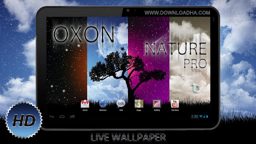 nature pro hd android لایو والپیپر Nature Pro HD Live Wallpaper 5.1   اندروید