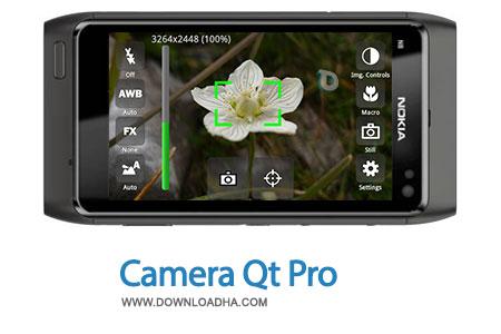camre qt pro symbian دوربین عکاسی با قابلیتهای متنوع CameraPro Qt 3.4.1 N8   سیمبیان S^3 Anna Belle