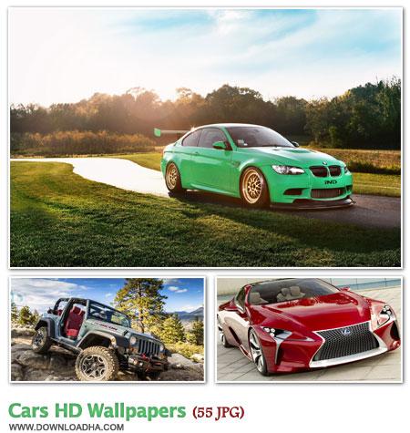 WallCHW3 مجموعه 55 والپیپر زیبا با موضوع خودرو Cars HD Walpapers