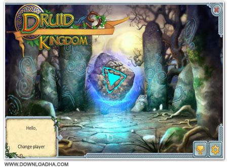 Druid Cover دانلود بازی کم حجم و زیبای Druid Kingdom