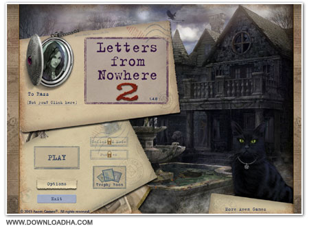 Letters Cover دانلود بازی Letters from Nowhere 2 برای PC