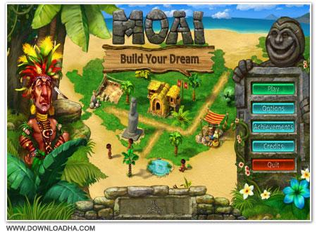 MOAI Cover دانلود بازی کم حجم و مدیریتی Moai Build Your Dream