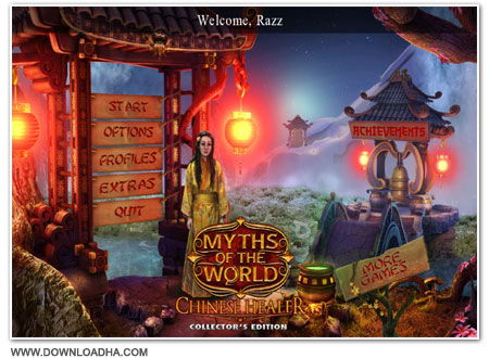 Myths Cover دانلود بازی Myths of the World Chinese Healer برای PC