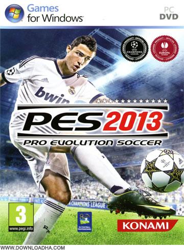 PES2013 دانلود پچ بازی PES 2013 با عنوان PESEdit 2013 Patch 4.1