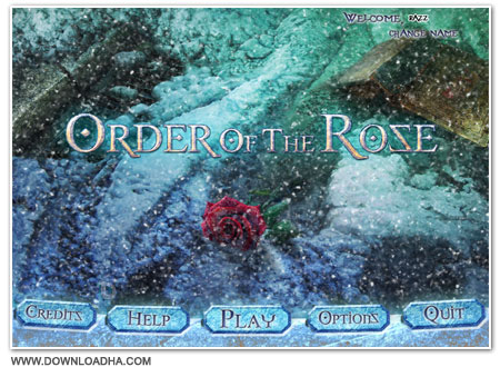 Rose Cover دانلود بازی Order of the Rose برای PC