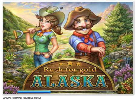 Rush Cover دانلود بازی مدیریتی Rush for Gold: Alaska برای PC