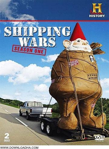 Shipping دانلود مستند پیکارهای ترابری Shipping Wars