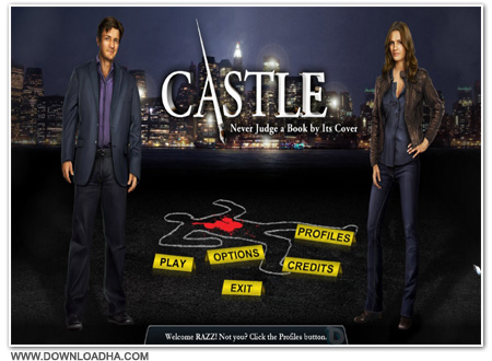 Castle Cover   Castle: Never Judge a Book by Its Cover  PC