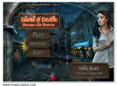 Despair Cover دانلود بازی Island of Death Demons and Despair برای PC