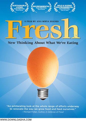 Fresh دانلود مستند بازنگری در تغذیه روزانه Ripple Effect   Fresh