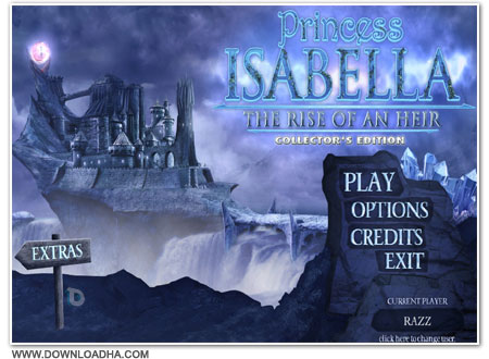 Isabella Cover دانلود بازی Princess Isabella 3: The Rise of an Heir برای PC