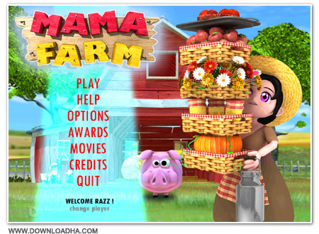 MaMa Cover    Mama Farm  PC