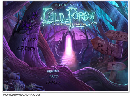 Rite Cover   Rite of Passage 2 Child of the Forest  PC