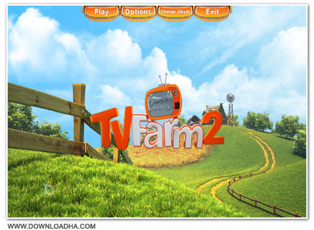 TVFARM Cover       TV Farm 2  PC