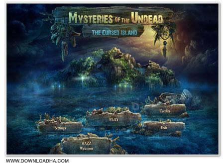 Undead Cover دانلود بازی کم حجم Mysteries of the Undead برای PC
