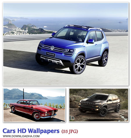 WallCHW2 مجموعه 55 والپیپر زیبا با موضوع خودرو Cars HD Walpapers