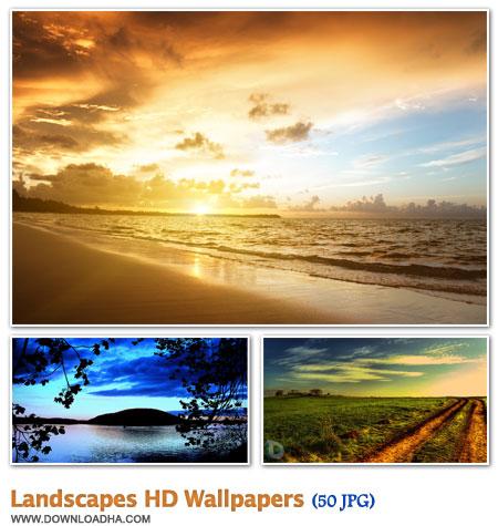 WallLHW مجموعه 50 والپیپر زیبا با موضوع طبیعت Landscapes HD Walpapers