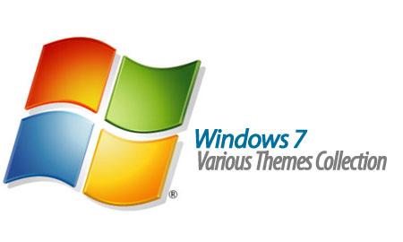 18 theme مجموعه 18 تم ویندوز 7 به همراه والپیپر