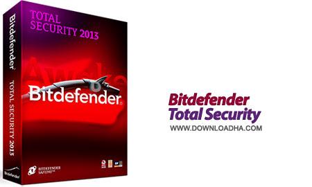 bitdenfender totoal کامل ترین نرم افزار امنیتی Bitdefender Total Security 2013.6.29.0.1830