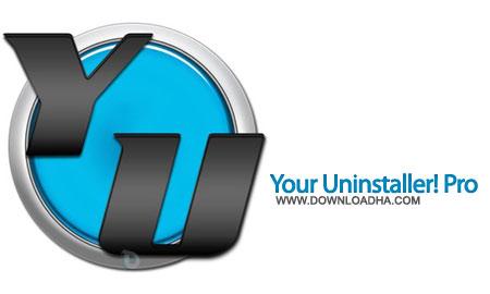 youruninstaller حذف نرم افزارها و پاکسازی ویندوز Your Uninstaller! Pro 7.5.2013.02
