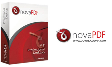 novaPDF Pro Desktop ساخت فایل های پی دی اف novaPDF Pro Desktop 7.7 Build 391