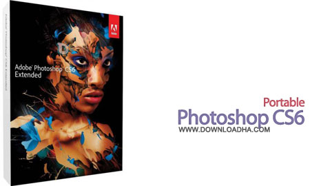 photoshop فتوشاپ قابل حمل Adobe Photoshop CS6 13.1.2 Extended Final Portable