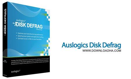 Auslogics Disk Defrag یکپارچه سازی سریع و حرفه ای Auslogics Disk Defrag Pro 4.2.2.0