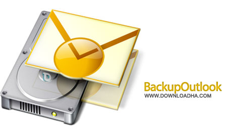 BackupOutlook پشتیبان گیری از اطلاعات Outlook با BackupOutlook 4.0.1