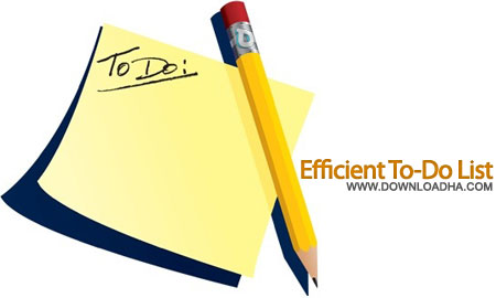Efficient To Do List ایجاد لیست انجام کار Efficient To Do List Pro 3.51.340