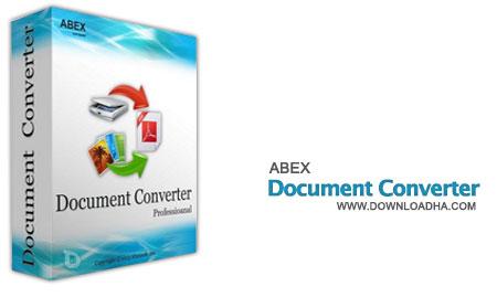 Abex Document Converter Pro تبدیل انواع اسناد با Abex Document Converter Pro 3.4.0