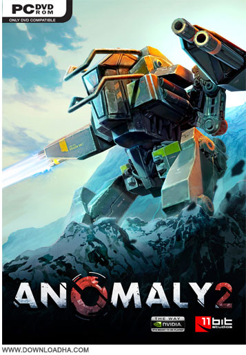 Anomaly 2 Cover    Anomaly 2  PC