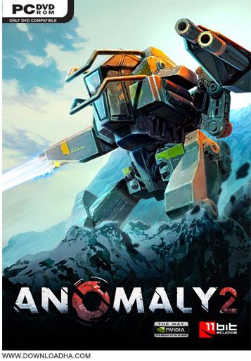 Anomaly 2 Cover دانلود بازی استراتژیکی Anomaly 2 برای PC