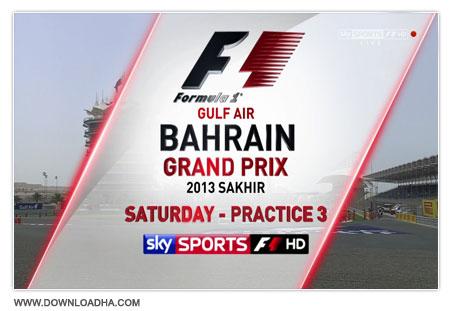 Bahrain Grand Prix دانلود مسابقات فرمول 1 بحرین Formula1 2013 Bahrain Grand Prix