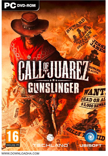 Call of Juarez Gunslinger دانلود بازی Call of Juarez Gunslinger برای PC