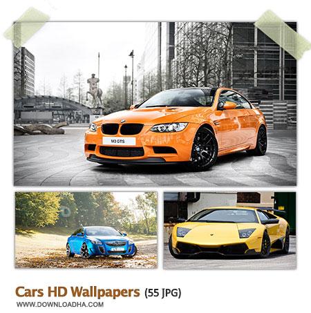 Cars HD Wallpapers S1 مجموعه 55 والپیپر با موضوع اتومبیل Cars HD Wallpapers