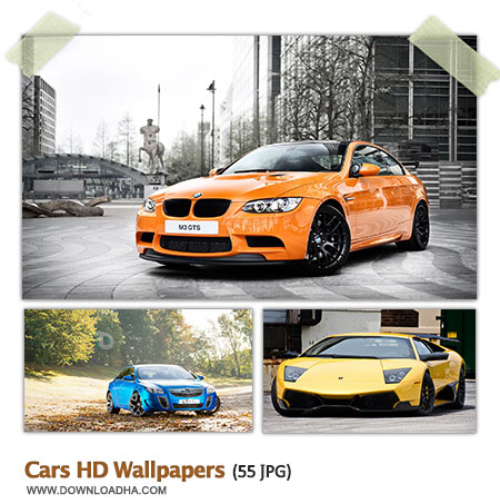 Cars HD Wallpapers S2 مجموعه ۵۵ والپیپر زیبا با موضوع خودرو Cars HD Walpapers