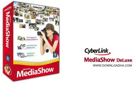 CyberLink MediaShow DeLuxe تدوین حرفه ای عکس و فیلم با CyberLink MediaShow DeLuxe 6.0.5225