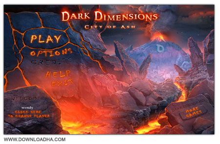 Dark Dimensions City of Ash بازی فکری شهر خاکستر Dark Dimensions: City of Ash