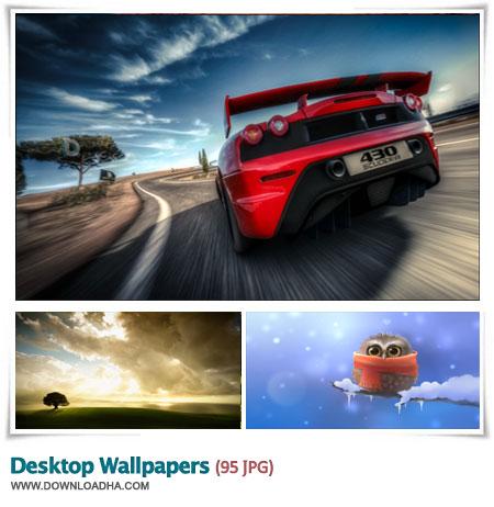 Desktop Wallpapers S2 مجموعه 95 والپیپر زیبا برای دسکتاپ Desktop Wallpapers