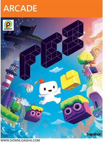 Fez PC دانلود بازی دوبعدی و محبوب FEZ برای PC