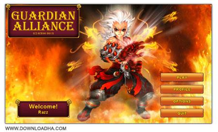 Guardian Alliance بازی مدیریتی و کم حجم Guardian Alliance