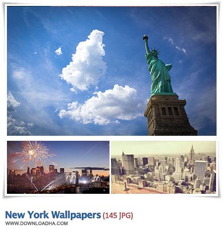 New York Wallpapers مجموعه 145 والپیپر از شهر نیویورک New York Wallpapers