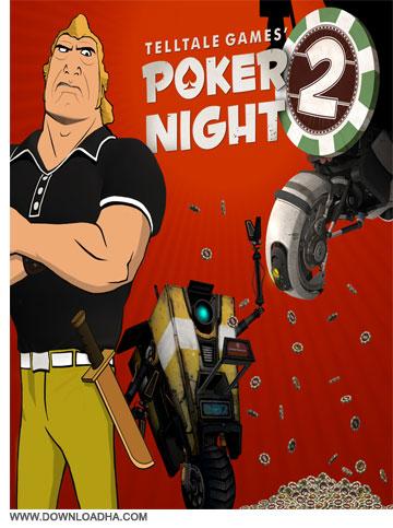 Poker Night 2 دانلود بازی Poker Night 2 برای PC