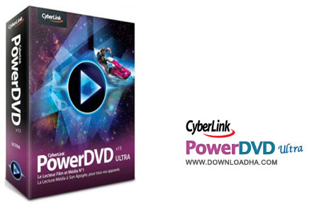 PowerDVD Ultra v13 پلیر قدرتمند و همه کاره CyberLink PowerDVD Ultra v13.0.2720.57