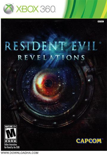 Resident Evil Revelations دانلود بازی Resident Evil: Revelations برای XBOX360