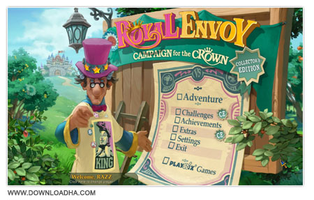 Royal Envoy 3 دانلود بازی مدیریتی Royal Envoy 3: Campaign for the Crown