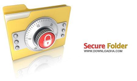 گذاشتن رمز برروی پوشه های ویندوز با Secure Folder v7.4